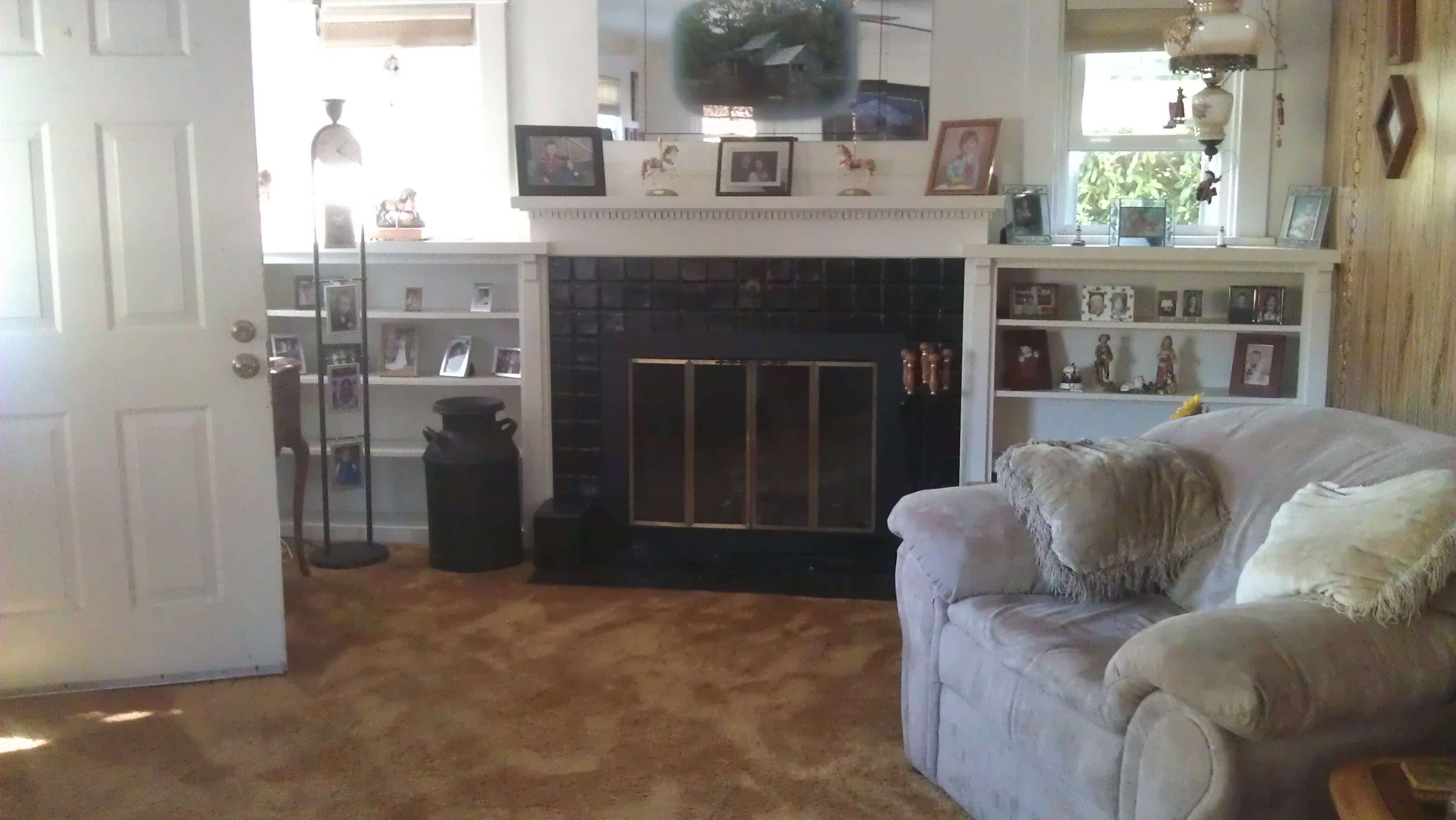 refinished floors and new paint u2013 bungalow blooming