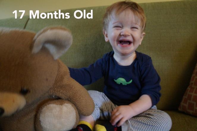 DSC01319 17 months big smile